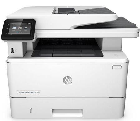 惠普(HP)M427dw 激光多功能一体机 (双面打印 复印 扫描)